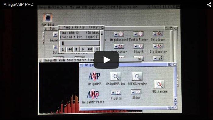 PPC sur AmigaOS 3.1