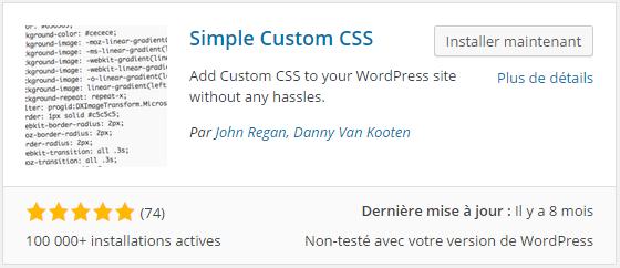 simple-custom-css