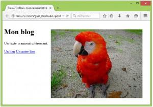 Les positionnements CSS