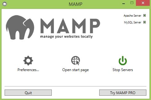 Installer MAMP et WordPress12