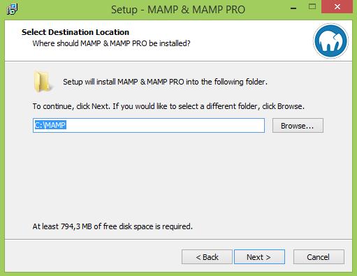 Installer MAMP et WordPress7