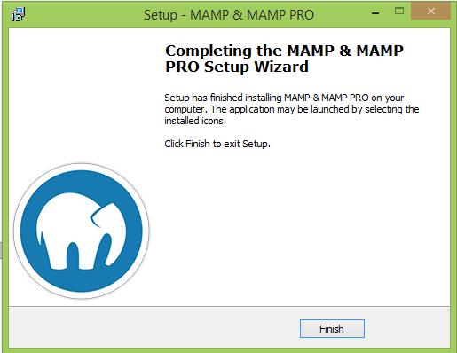 Installer MAMP et WordPress9