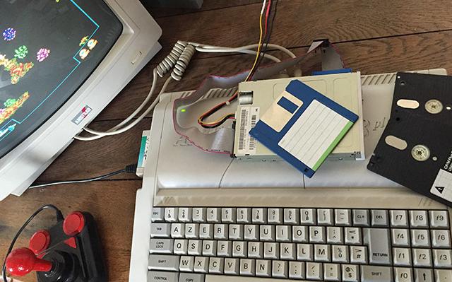 Amstrad Amiga