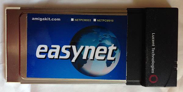 carte wifi PCMCIA