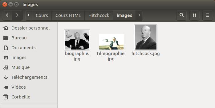 Dossier images