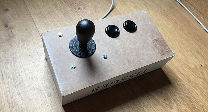 Joystick Amiga Arcade