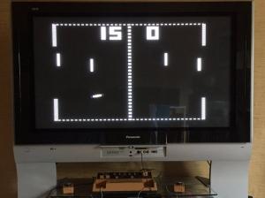Sortie composite pour console Pong Hanimex 7771