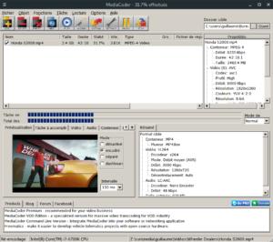 MediaCoder, le convertisseur vidéo didactique