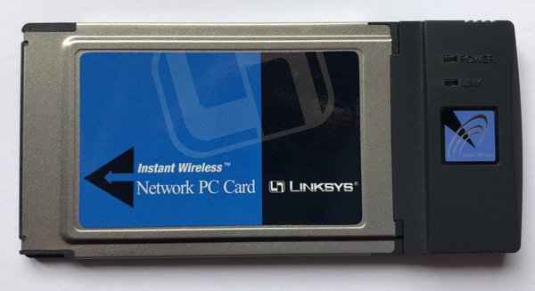 linksys wpc11-recto