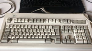 Clavier mécanique IBM