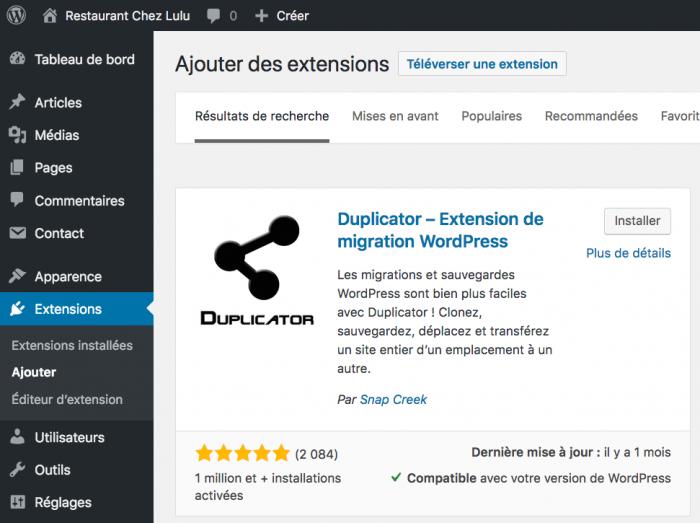 modèles de site Web de rencontres WordPress