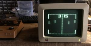 Apple IIc : réparation d