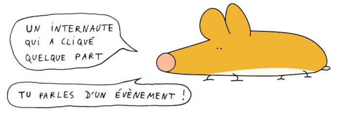 Évènement JavaScript